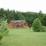 Columbia County NY Luxury Homes A-Frame Log Home 70 Preusser Rd, Claverack, NY 12513
