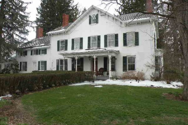 Columbia County Real Estate Broker Historic Colonial Mansion, 8  Turner Mews,  Wappingers, NY  12590
