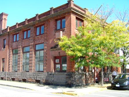 Chatham NY Real Estate Office - photo of building as 2 Main St.