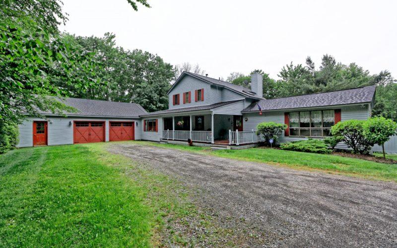 Columbia County NY Real Estate Shaker Ridge Dr 3200SF 4BR4BA Canaan, NY 12029
