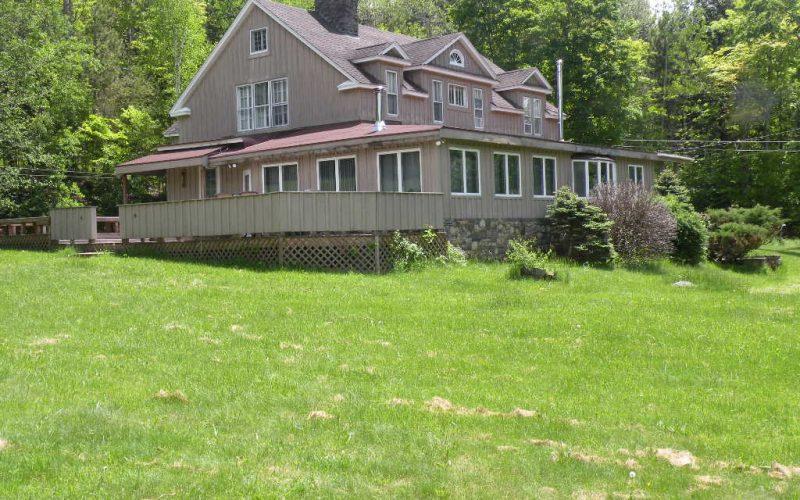 Columbia County NY Real Estate Jewett Ski House Sleeps 15 12444