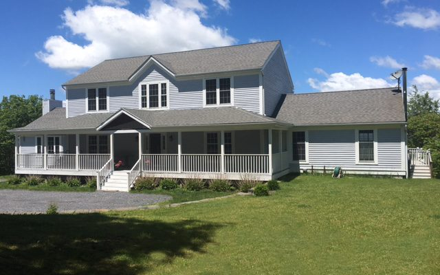 Columbia County NY Real Estate Claverack Panoramic Colonial 5 Acres 21513