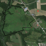 Hudson Land 150 Acres Greenport Livingston for Residential/Commercial Development 12354
