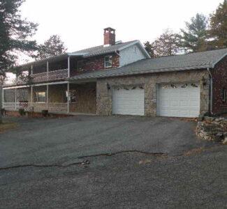 Catskill Lake Home 4000SF Lake Views 12414
