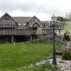 Catskill Lakefront Villa 4000SF Dramatic Views 12414
