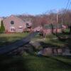Pleasant Valley 1772 Brick Colonial Estate 17 Acres 12569