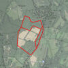 Glantz 1550- Satellite View taxmap overlay