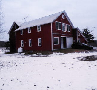 Catskills MiniFarm 30 Acres Greenville Barn Dwelling 12083