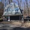 Hillsdale 1800's Eyebrow Colonial & Garage Apt on 80 Acres 12529