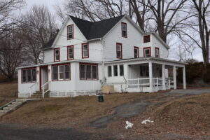 Ancram Colonial with Barn in Quiet Ancramdale 12502