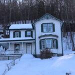 Windham 1900 Farmhouse on 52 acres 12439