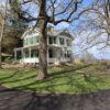Hudson River Estate 1800s farmhouse 30 Acres Riverfront 12192