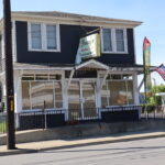 Catskill Restaurant with Apartment 2000SF 12414 | Barns & Farms Realty