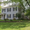 Catskill 1800s Colonial Farmhouse 16 Acres, Barn Pond 12414