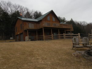Catskill View Spectacular Estate 10 Acres Dead End Road