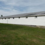 Ghent Barn 165X45 6Acres 2 Apartments Open Space 12075